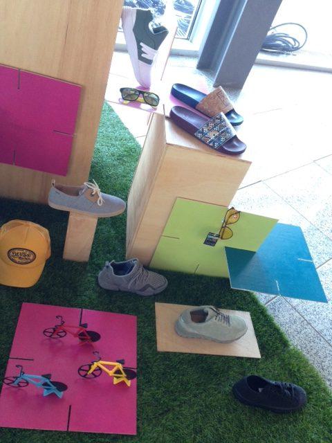 Proyecto de stand de asideCool en Las Palmas de Gran Canaria