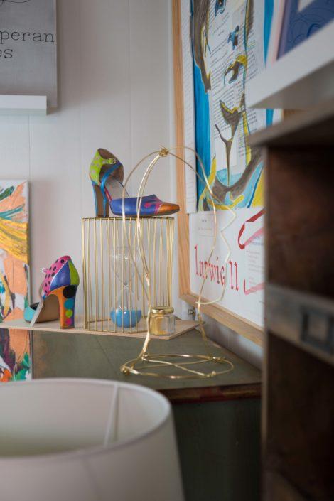 Detalles trabajos realizados por el Taller de Proyectos creativos asiDeCool