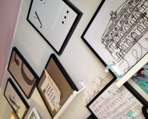 Láminas decorativas por el Taller de Proyectos creativos a asiDeCool