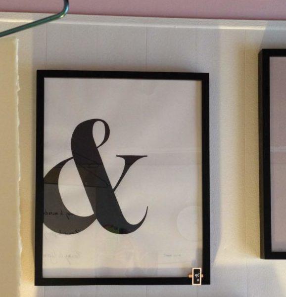 lámina tipografía &