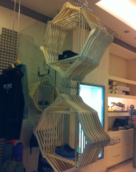 Proyecto escaparate realizado por la Tienda Taller de Proyectos creativos asiDeCool