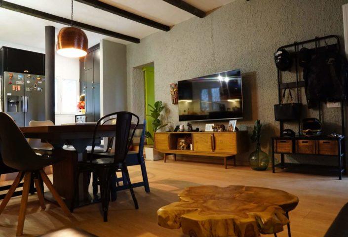 Proyecto de vivienda unifamiliar en Firgas realizado por el Taller de Proyectos creativos asiDeCool.