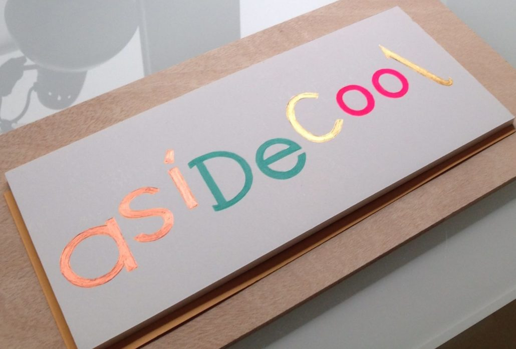 Proyecto de diseño de Logotipo de asideCool en Las Palmas de Gran Canaria