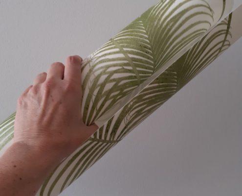 papel pintado taller asiDeCool