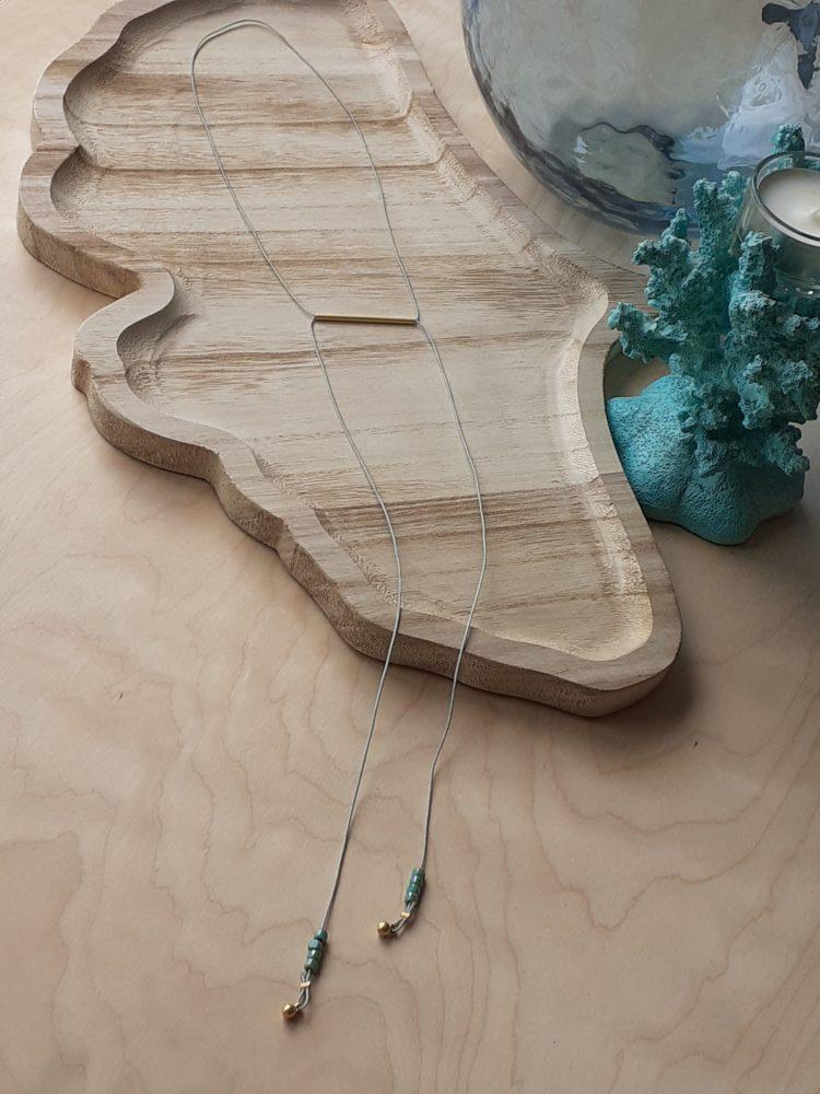 Colgante Brisa verde agua de asiDeCool