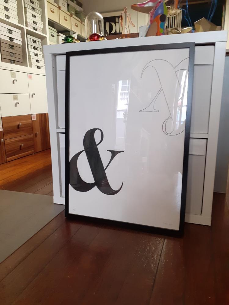 Lamina tipografica & 50x70