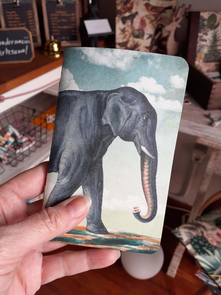 Libretita Elefante