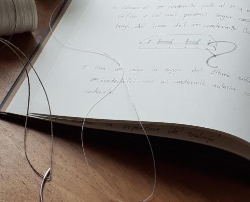 Anatomía de un cuaderno artesano
